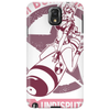 Atom Bomb Baby, facing the end of the world like a champ. Phone Case
