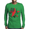 Atom Bomb Baby Mens Long Sleeve T-Shirt