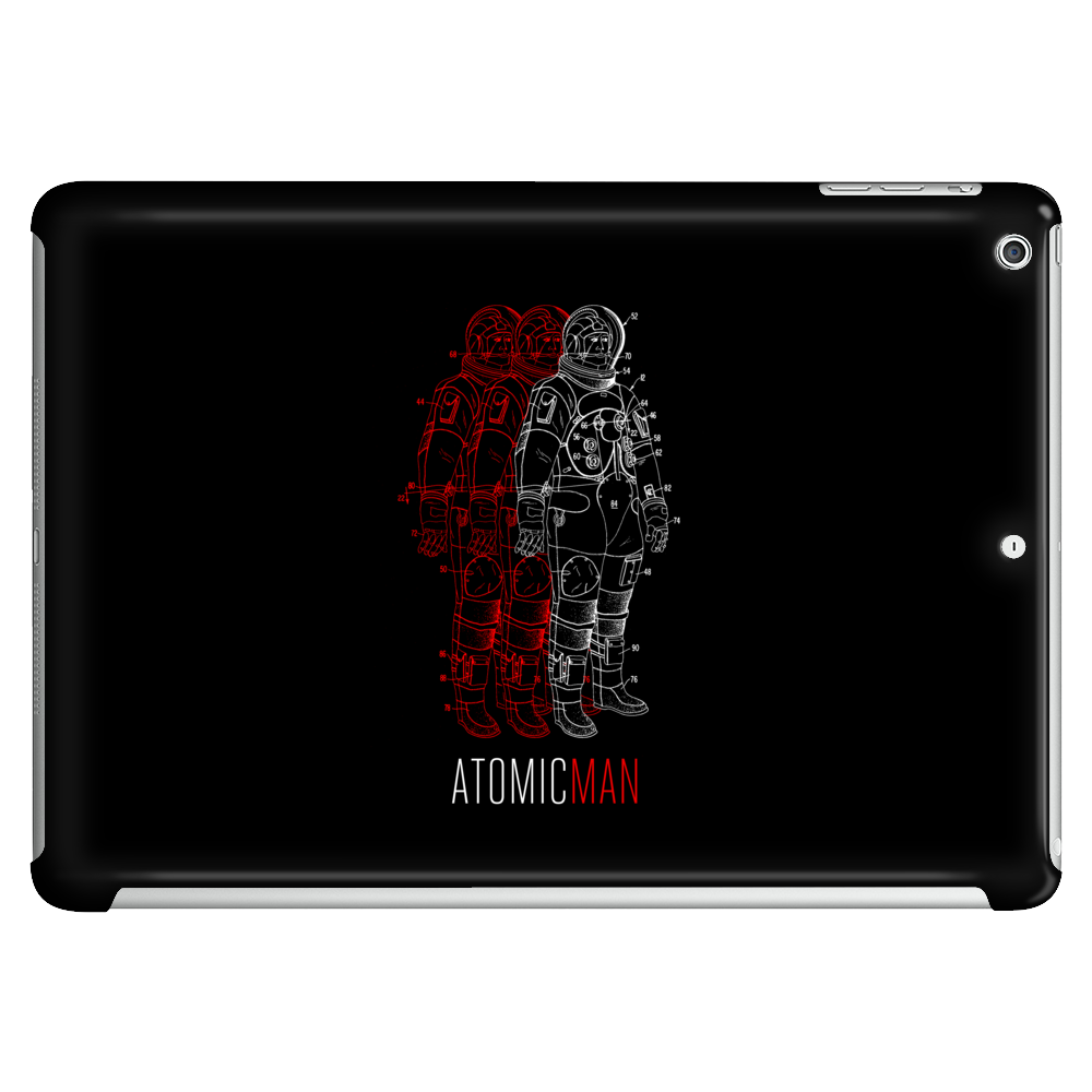 Atomic Man Tablet (horizontal)