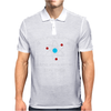 Atoms steal electrons wrb Mens Polo