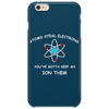 Atoms steal electrons wrb Phone Case