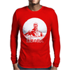 Attack Mens Long Sleeve T-Shirt