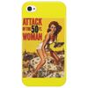 Attack Of The 50 Ft Woman Phone Case