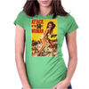 Attack Of The 50ft Woman Womens Fitted T-Shirt