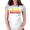 Attack Of The Killer Coton De Tulear Womens Fitted T-Shirt