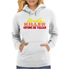 Attack Of The Killer Coton De Tulear Womens Hoodie