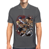 ATTACK ON TITAN Mens Polo