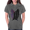 attack on titan Womens Polo