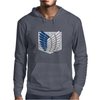 Attack on titans Mens Hoodie