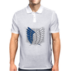 Attack on titans Mens Polo