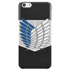 Attack on titans Phone Case