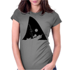 Attacked Ship Womens Fitted T-Shirt