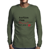Auction item Mens Long Sleeve T-Shirt