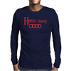Audi Lord Of The Rings Herr Der Ringe Mens Long Sleeve T-Shirt