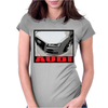 Audi V8 Quattro Womens Fitted T-Shirt
