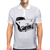 Austin Healey MK3 Classic British Sports Car Mens Polo