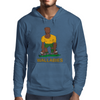 Australia Rugby 2nd Row Forward World Cup Mens Hoodie