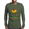 Australia Rugby 2nd Row Forward World Cup Mens Long Sleeve T-Shirt