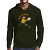 Australia Rugby Back World Cup Mens Hoodie