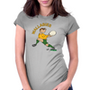 Australia Rugby Back World Cup Womens Fitted T-Shirt