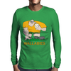 Australia Rugby Forward World Cup Mens Long Sleeve T-Shirt