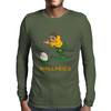 Australia Rugby Kicker World Cup Mens Long Sleeve T-Shirt