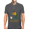 Australia Rugby Kicker World Cup Mens Polo
