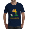 Australia Rugby Kicker World Cup Mens T-Shirt