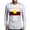 Australian Aboriginal Mens Long Sleeve T-Shirt