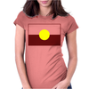 Australian Aboriginal Womens Fitted T-Shirt