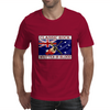 Australian Classic Rock, Written In Blood Mens T-Shirt