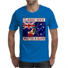 Australian Classic Rock- Written In Blood Mens T-Shirt
