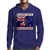 Australian Classic Rock- Written With Blood Mens Hoodie