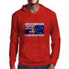 Australian Classic Rock, Written With Blood Mens Hoodie