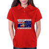 Australian Classic Rock, Written With Blood Womens Polo