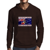Australian Country Music, Written In Blood Mens Hoodie