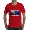 Australian Country Music, Written With Blood Mens T-Shirt