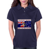 Australian Country Music, Written With Blood Womens Polo