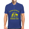 AUSTRALIAN DRINKING TEAM Mens Polo