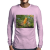 Australian Grevilia Mens Long Sleeve T-Shirt