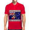 Australian Music - Written In Blood Mens Polo