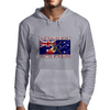 Australian Music, Written With Blood Mens Hoodie