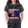 Australian Music-Written With Blood Womens Polo