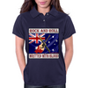 Australian Rock and Roll-Written With Blood Womens Polo