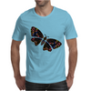 Authentic Aboriginal Arts - Butterfly Mens T-Shirt
