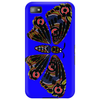 Authentic Aboriginal Arts - Butterfly Phone Case