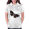 Authentic Aboriginal Arts - Butterfly Womens Polo