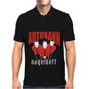 AUTOBAHN THE BIG LEBOWSKI NAGELBETT Mens Polo