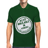 Available In Sober - Funny Mens Polo