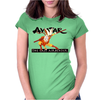 Avatar The Last Air Bender, Ideal Gift or Birthday Present. Womens Fitted T-Shirt